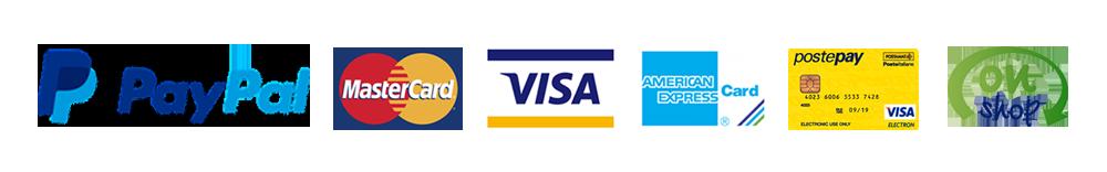 Tarocchi con carta di Credito e PayPal